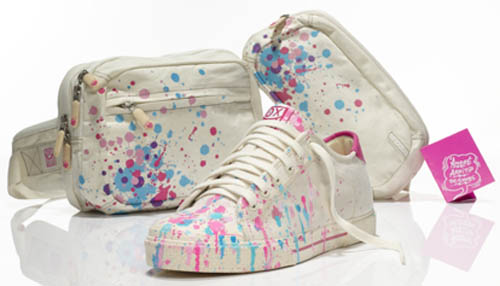 fixins sneakers DC Shoes Artist Project Series with Arkitip