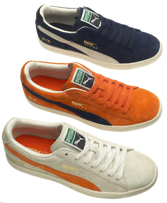 sale retailer 1494a f2de1 fixins sneakers: From the PUMA Archive...Clyde