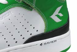 80577610d4153b These are the Savier Habitat sneakers. This collab was done with Savier s  in house creative team designing the shoe