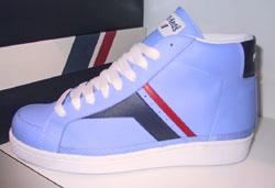 old school pro keds sneaker